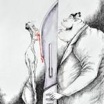 勾犇漫画:手术