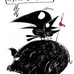 勾犇漫画:真黑