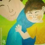 夏健强:我和爸爸