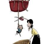 漫画沉石:中国式教育