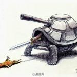 邝飚:亮剑