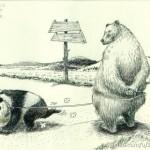邝飚:遛熊猫