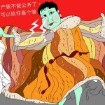 背景新闻:李小琳万元大衣出席妇代会