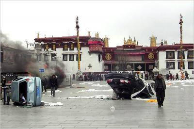 Lhasa protests