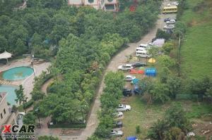 Tent scandal 2