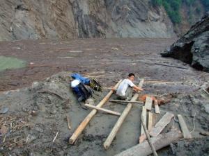 odyssey 7 making a raft