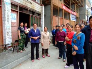 qiang people in safety