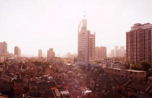 Snapshot of Shanghai