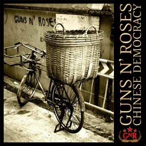 Guns N' Roses Album Cover
