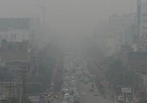 linfen pollution