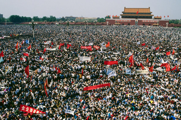 understanding the democracy movements in china since the 1970s