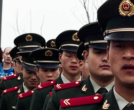 Long Arm of Chinese Law May Reach into U.S.