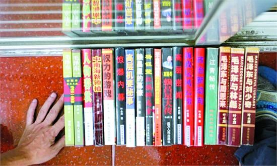 Details on Censorship for Publications