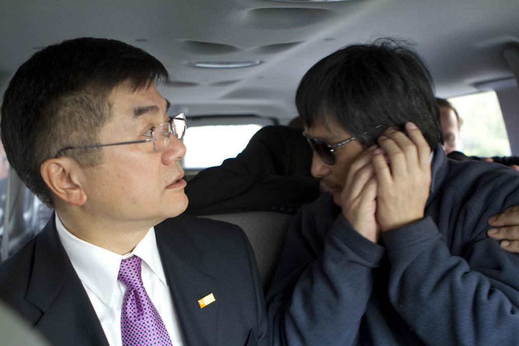 Sensitive Words: Chen Guangcheng (4)