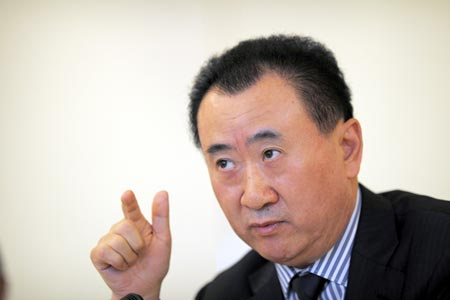 Wang Jianlin, a Billionaire at the Intersection of Business and Power