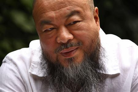 """Ai Weiwei: """"I Try to Talk Less"""""""