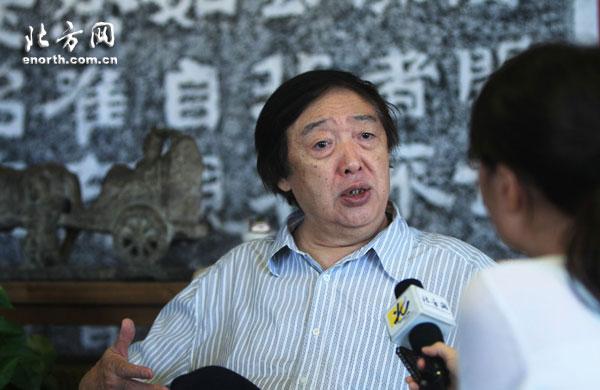 Feng Jicai on Big Government