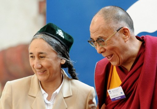 Dalai-Led Uyghur Separatists Not Welcome