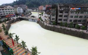 温州瞿溪河