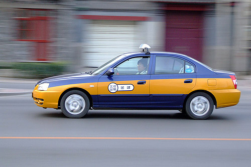 "Taxi ""Zero Spread"" Rule for 18th Party Congress"