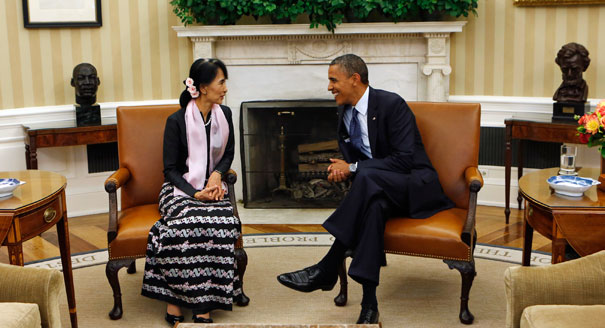 Ministry of Truth: Obama and Beijing