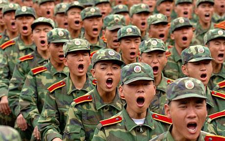 "Xi Pledges to Modernize PLA, D.C.'s ""New Benchmark"""