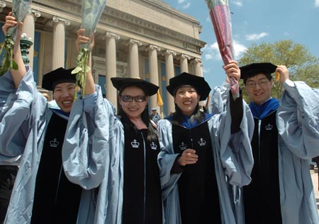 "Overseas Chinese Students' ""Patriotism Abroad"""