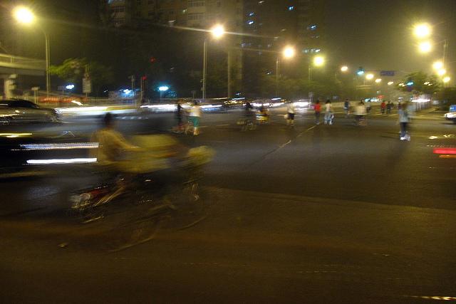 木樨地之夜_The Night of Muxidi, Beijing