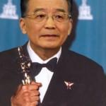 "Wen Jiabao wins for ""best actor."""