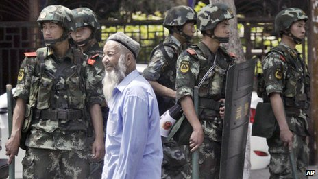 Police Shoot Dead Three Terror Suspects in Xinjiang