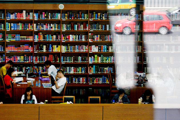 Beijing Censors Foreign Books Printed in China