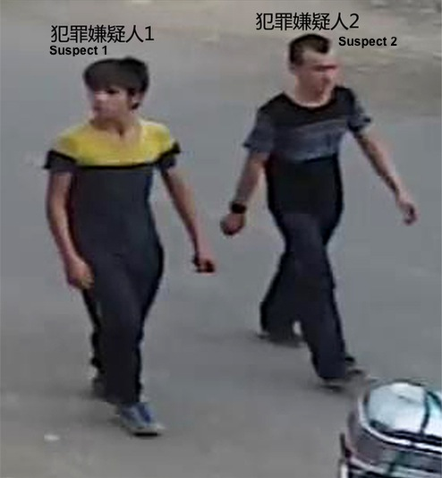 Ministry of Truth: Xinjiang Murder Suspects