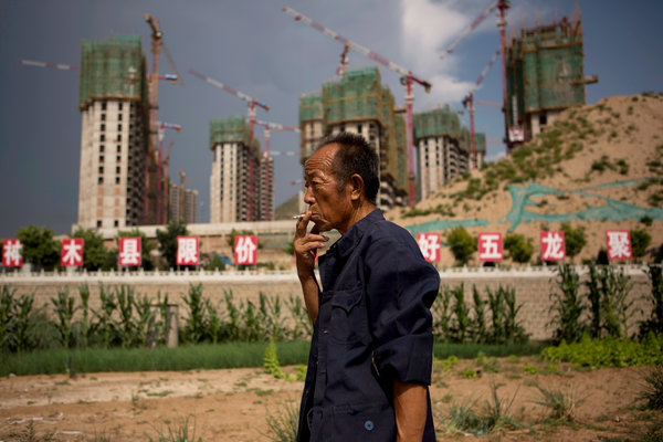 Easy Credit Dries Up, Choking Growth in China