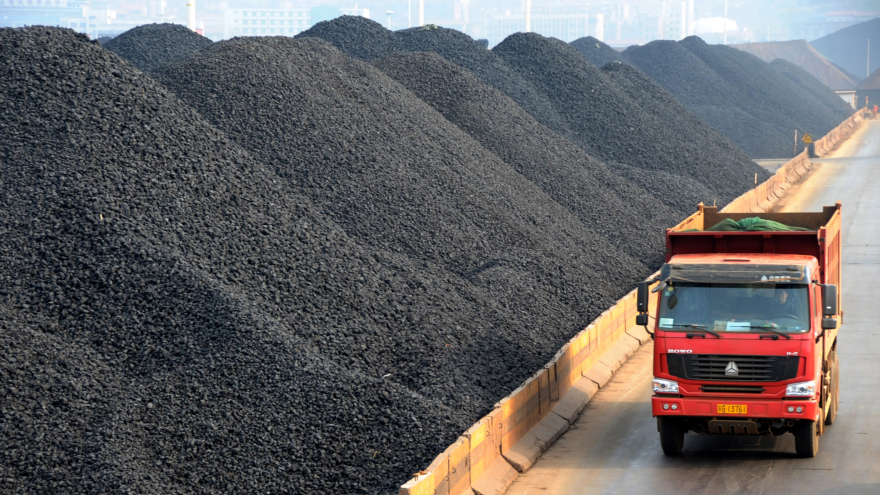 China's Coal Reserves To Outweigh Human Population