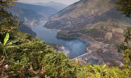 """""""Water Grab"""" Dams Endanger Himalayan Ecology"""