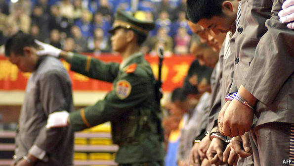 Executions In China Declining