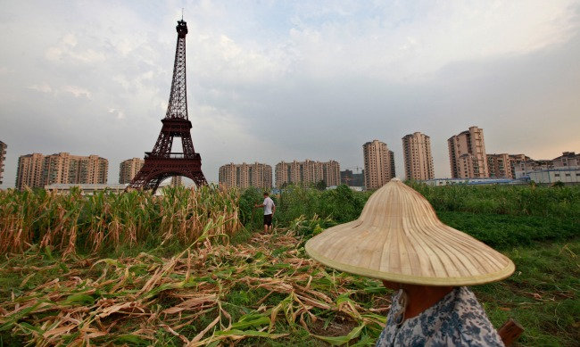 Why China's Farms Are Failing