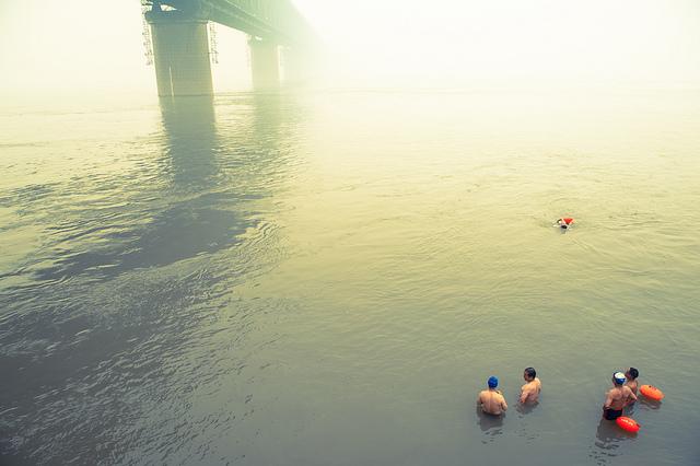 Refreshing Yangtze