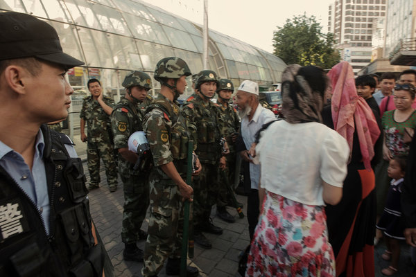 More Deadly Xinjiang Attacks Go Unreported in China