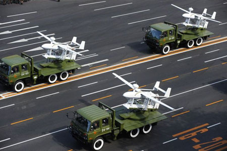 Will Drones Increase Chances of Conflict in Asia?