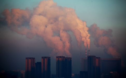 Report Ties Coal Plants to China's Water Shortage