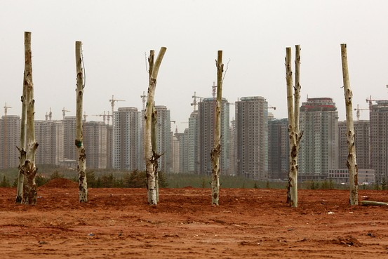 China's 'Ghost Cities' May Not Be So Spooky