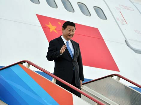At G20 Summit, Xi Weighs in on Syria