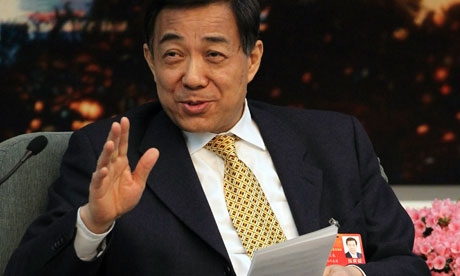 Bo Xilai Needs You