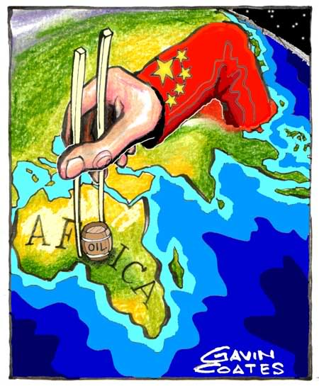 What Is China Doing in Africa?