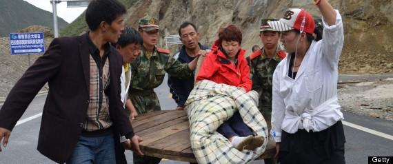 5.8-Magnitude Earthquake Hits Yunnan, Sichuan