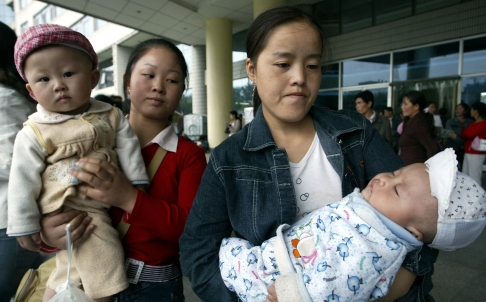 Researchers Probe Pollution Link As Infertility Quadruples