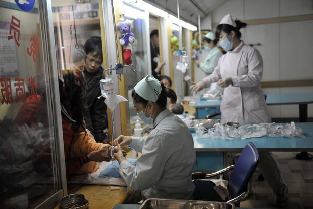 China-Style Obamacare for 1 Billion People