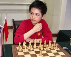 Hou Yifan Nears Chess Title in Taizhou