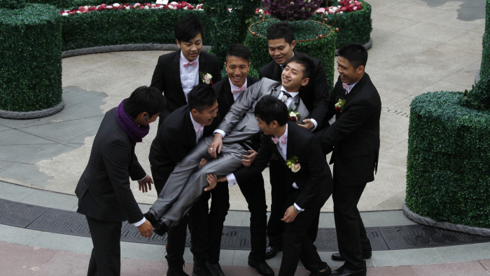 China's Gender Imbalance and the Real Estate Market